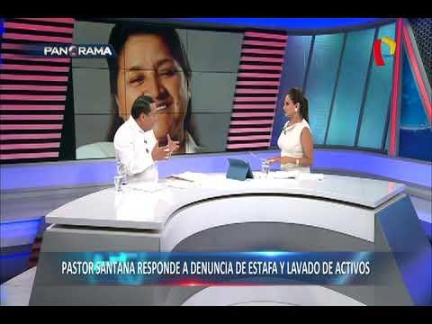 """Pastor Alberto Santana: """"Es falso de lo que nos acusa el periodismo"""""""