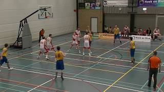 19 october 2019 Rivertrotters MSE2 vs Utrecht Bull's MSE2 57-63 4th period