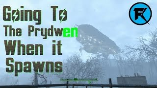 fallout 4   what happens if you go to the prydwen when it spawns