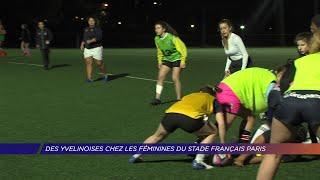 Yvelines | Des Yvelinoises chez les féminines du Stade Français Paris
