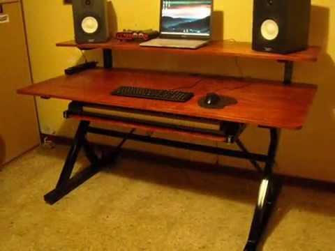 Costruzione Desk Home Recording Youtube
