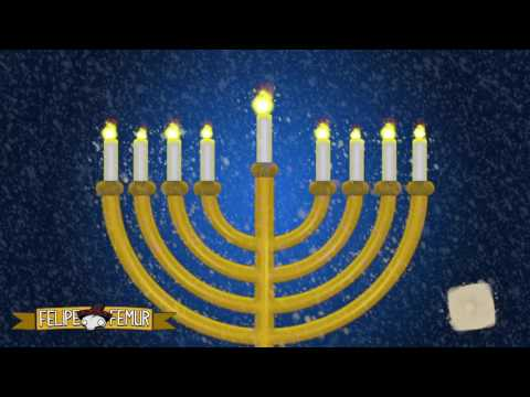 I Have A Little Dreidel Instrumental (Hanukkah Music)