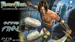 Prince of Persia Las Arenas del Tiempo (Gameplay Español Ps3, 60 Fps) Capitulo Final