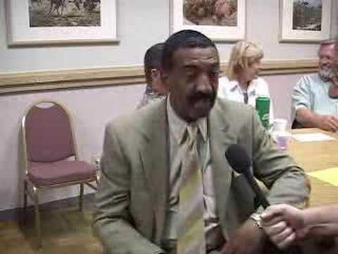 Palm Springs Mayor Ron Oden on marijuana dispensaries