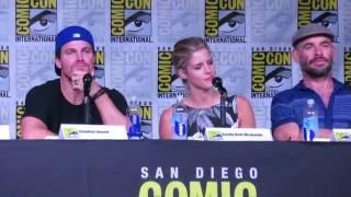 Comic Con 2016 - The Arrow Panel Q&A