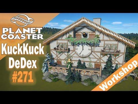 Download Kuckkuck Dedex Planet Coaster Attraktion Vorstellung 271