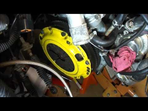 ACT clutch / pressure plate  failure on a DSM