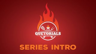 Aromachef Quetorials - Series Intro