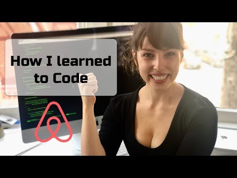 How I Learned To Code - And Got A Job At Airbnb!