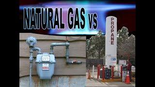 Outdoor Kitchen Ideas (Propane vs Natural Gas...Crash Course)
