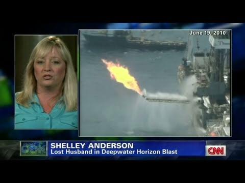 CNN: Oil spill widow: Transocean is suing me