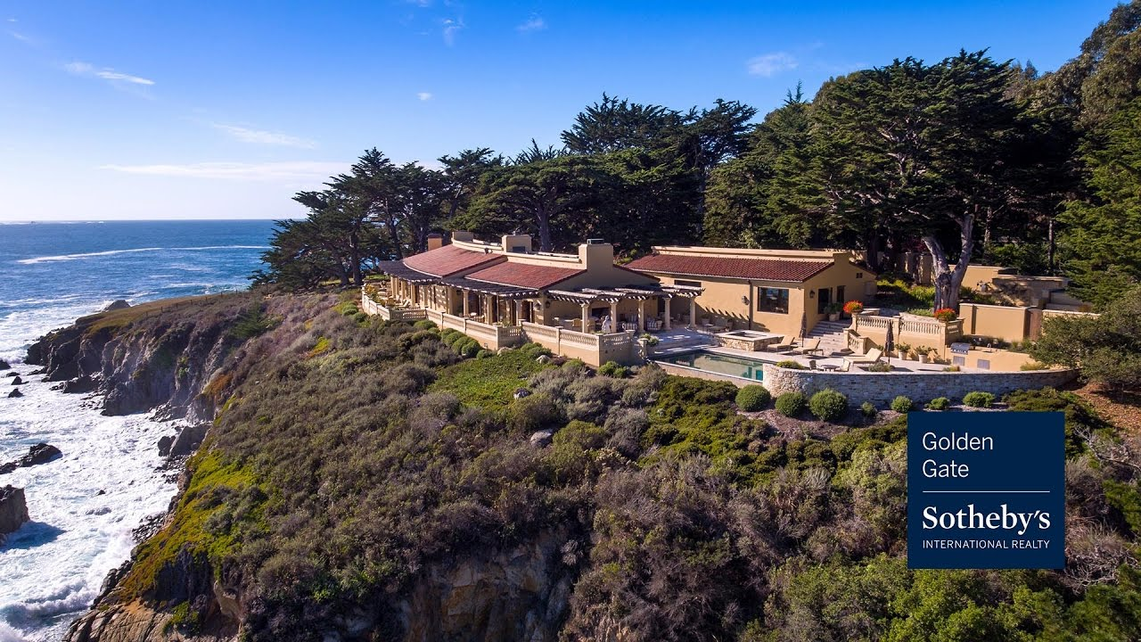 3290 17 Mile Drive Pebble Beach Ca Homes For