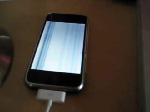 why is my iphone screen not working upgrade firmware iphone give rainbow colors on 2897