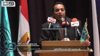 مصر العربية | جمال عبد الرحيم: 3 ثورات خرجت من نقابة الصحفيين