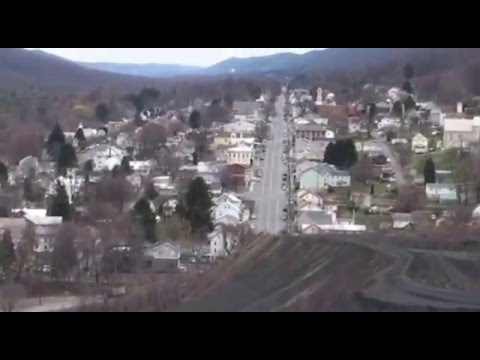 My hometown (Trevorton,PA)