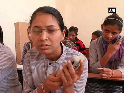 Blind Muslim girl pursuing her M. Phil in a religious Hindu text, Vishnu Purana - Communal Harmony