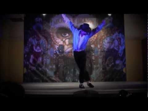 Imitador de Michael Jackson Joe Jackson SEARS