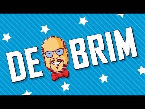 De Brim (Lyric Video) - Tiago Abravanel