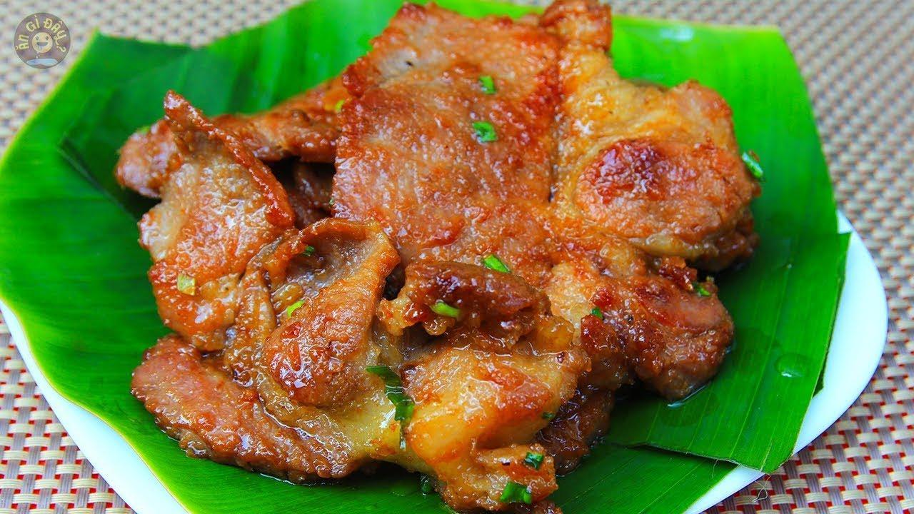 Cách Làm Thịt Ram Nước Dừa Mềm Thấm Ngon | Ăn Gì Đây