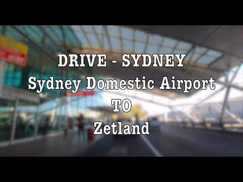drive- -sydney- -dec-2019- -sydney-domestic-airport-to-zetland