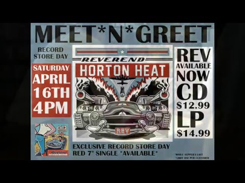 2016 Record Store Day at Homer's Music