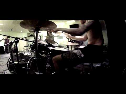 Man Must Die - The Hell I fear (James Burke Drum Cam)