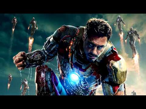 The Hit House  Basalt Iron Man 3  Theatrical Trailer Music 2