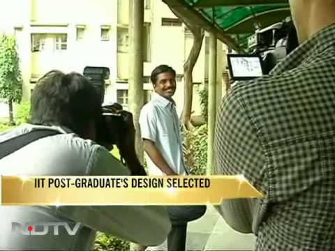 IIT graduate gives Indian Rupee its symbol