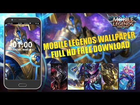 Unduh 68 Wallpaper Iphone Mobile Legend Foto Gratis Terbaik