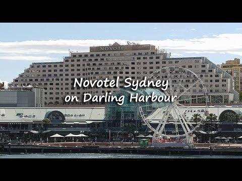Novotel Sydney On Darling Harbour Hotel Tour | Sydney, Australia | Traveller Passport