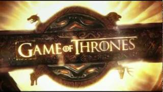 Game Of Thrones - Opening Theme (Medieval Cover)