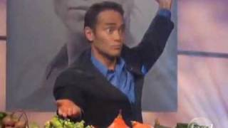 Iron Chef America - SECRET INGREDIENT