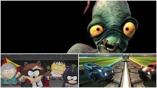 Новый Oddworld будет мрачным, Rocket League 2 не будет | Игровые новости