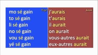 Cajun or Creole (Language)?