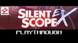 Silent Scope EX Playthrough