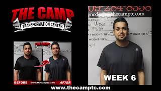Modesto Weight Loss Fitness 6 Week Challenge Results - Umar Ikram
