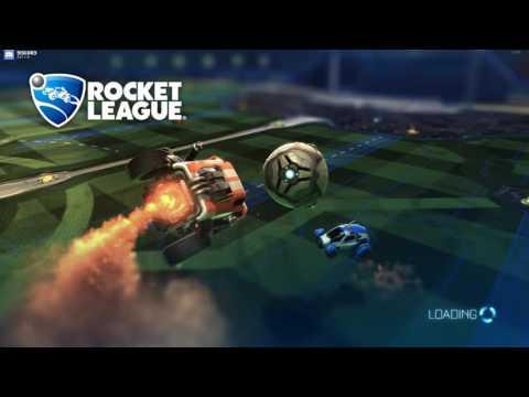 Rocket League Ranked - SPONSOR ME ROCKSTAR! (Rocket League Commentary)