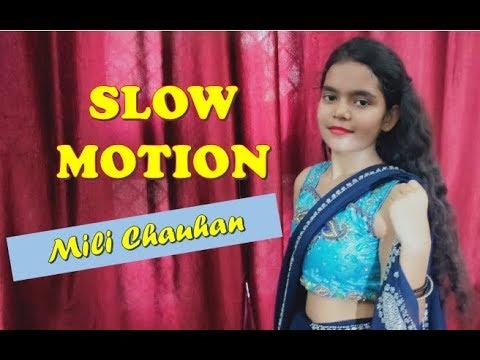 Bharat : Slow Motion | Dance Choreography | Mili Chauhan |