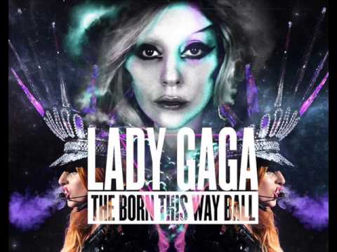 #02 Government Hooker + Interlude (OFFICIAL SOUNDBOARD AUDIO) Born This Way Ball