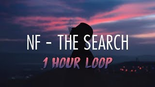 NF - The Search (1 Hour Loop - Instrumental)