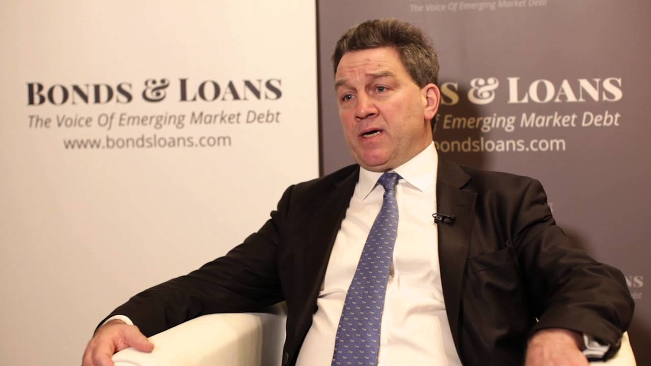 Interview with Richard Luddington, Vice Chairman, Global Capital Markets,  Morgan Stanley