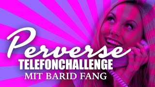 PERVERSE Telefon Challenge! | ESKORT bestellt