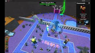 BEATING VOID! | Roblox Tower Battles