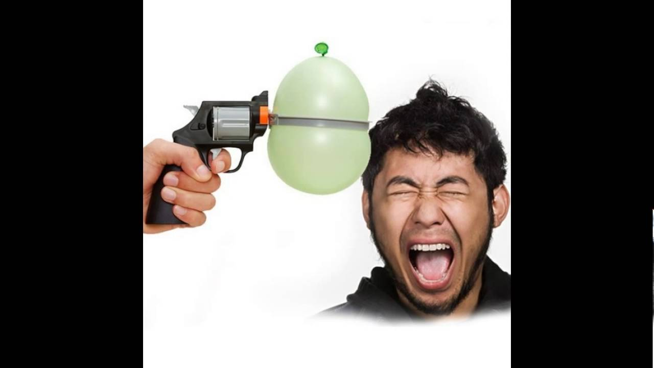 Russian roulette balloon gun youtube best job in the world procter and gamble
