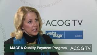 Barbara S. Levy, MD, ACOG Vice President for Health Policy