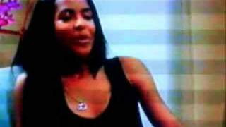 Aaliyah live try again acapella rare