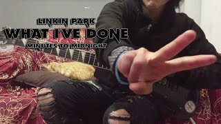 linkin park - what i-ve done cover dual guitar