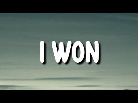 Ty Dolla $ign - I Won (Lyrics) Ft. Jack Harlow, 24kGoldn