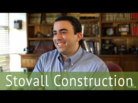 Stovall Construction Client Testimonial