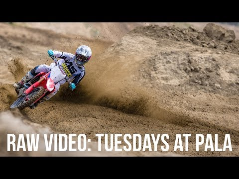 RAW: Tuesday at Pala - Christian Craig, Weston Peick, Garrett Marchbanks, Dean Wilson, & More...